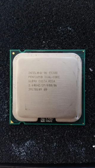 Processador Intel Pentium Dual-core E5300 2.6ghz + Cooler
