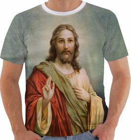 Camisa Camiseta Regata Baby Look Jesus Cristo 2 Nazaré Color