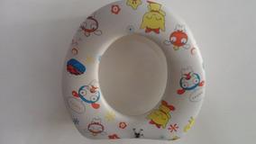 Assento Infantil Acolchoado P/vaso Sanitário Redutor Estampa