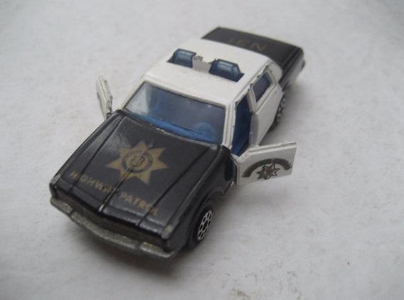 Miniatura Majorette Impala Policia Numero 240 Escala Ho