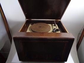 Rádio Radiola Toca Disco Antigo Hikoc
