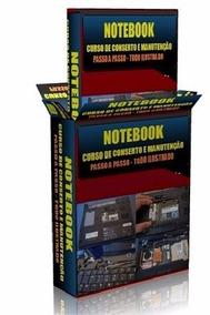 Curso Manutenção De Notebooks E Placa Mães Em Dvd Vídeo Aula