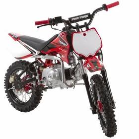 Mini Moto Tr50f Pro Tork Vermelha