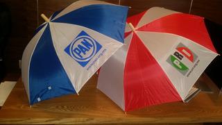 Sombrilla Paraguas Campañas Políticas