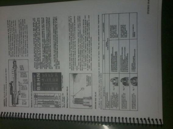 Copia Do Manual De Serviço Para Honda Antiga Dos Anos 60/70