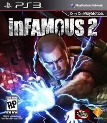 Jogo Playstation3 (ps3) Infamous 2