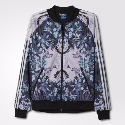 ab19efeaa Jaqueta adidas Feminina Optic Bloom Superstar Originals - R$ 279,99 em  Mercado Livre
