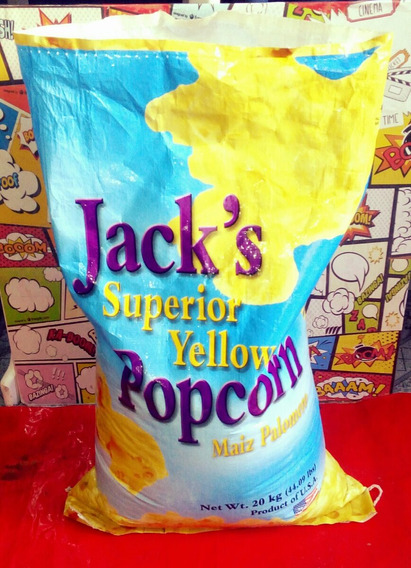 20k Maiz Estrella Jack Superior Yelow Costal !comprar 1 X 1!