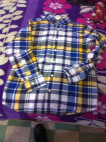 Camisa Cuadrada Ps Talla 10