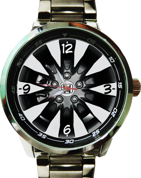 Relógio Masc. Roda Honda New Aro 16 17 Original