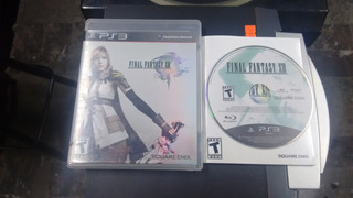 Final Fantasy Xiii Completo Play Station 3,checalo
