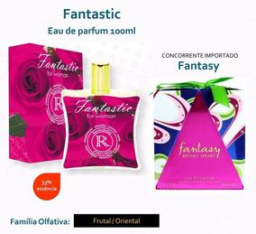 Frete Grátis Perfume Bortoletto Fantastic (fantasy-britney)