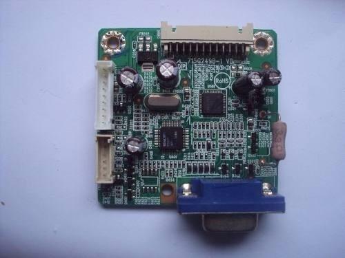 Monitor Hp W17e Htt001 Gv537a 715g2498-1 / 715g2528-1