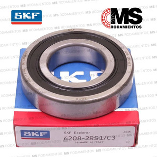 Ruleman 6208 2rs1 Skf
