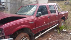 Sucata Ranger 2005 4x4 Motor 2.8 Diesel Dupla Retirada Peças