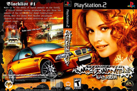 code most wanted black edition ps2
