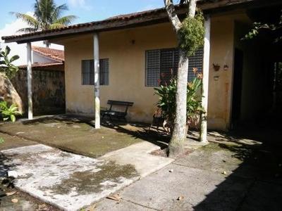 Casa Boa E Barata Na Praia, 2 Quartos, Docs Ok, Lote 307m²