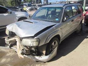 Sucata Peças Subaru Forester 4x4 2002