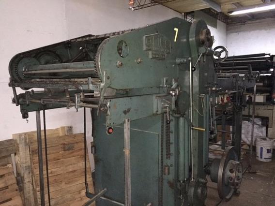 Troqueladora Automática Aries (65 X 82 Cm )