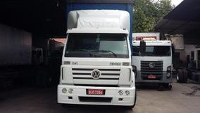 Caminhão Volks 23220 Ano 2005 Bau Saider Super Conservado