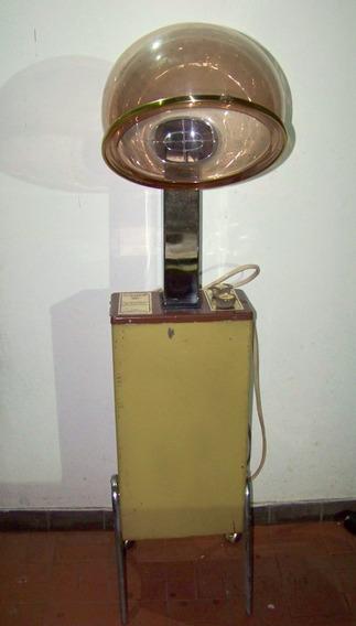 Antiguo Secador De Pelo De Pie Marca Carle De Colección