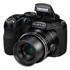 Camera Semi-profissional Fujifilm M.finepix S2800 Hd 14m.18x