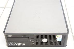 Computador Cpu Dell Optiplex 745 Mini P. D 3,2 Ghz Hd80 1gb