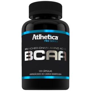 Bcaa - Pro Series - 120 Cápsulas - Atlhetica