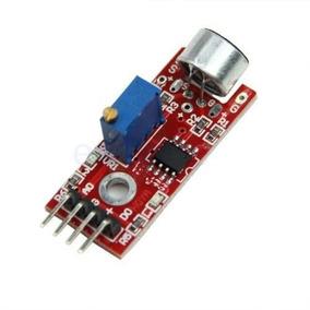Módulo Sensor Sensibilidade Ao Som P/ Arduino (pic Ky- 037)