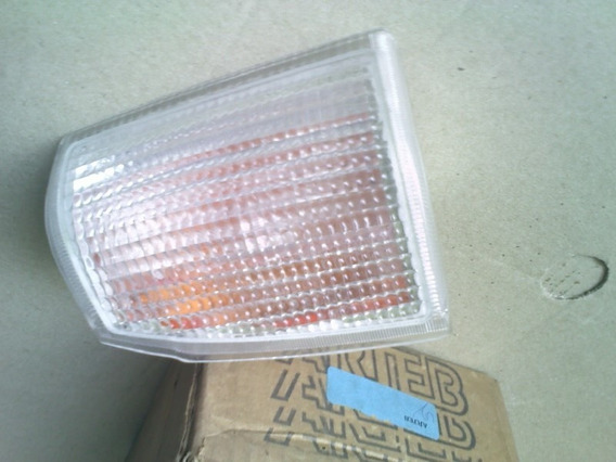 Lanterna Pisca Gol Gts Gti 87 90 Ld. Cristal Arteb Original