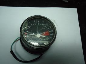 Tacômetro Conta Giros Honda Cg 125 83 A 87 Novo Importado