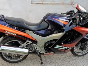 Kawasaki Zzr 1100 O Zx 11 Ninja