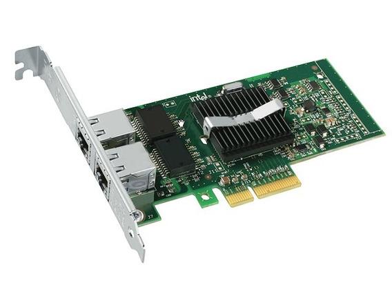 Placa De Rede Dual Port Pci-e Para Servidor Dell