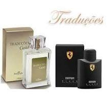 Perfume Ferrari Black Hinode