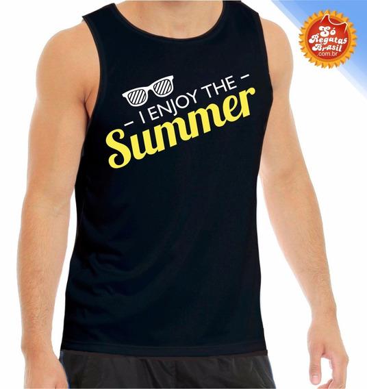 Camisetas Regatas Para O Verão