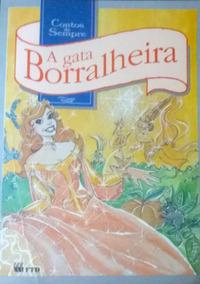 Livro A Gata Borralheira - Col. Contos De Sempre