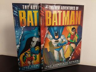 Box As Aventuras De Batman - Serie Completa - Digital
