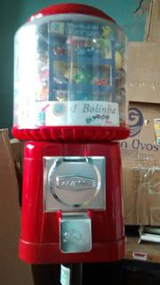Máquina De Bolinhas, Beaver, Cap Vending Machine Usadas