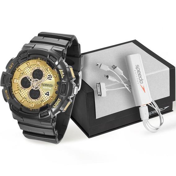 Relógio Speedo Masculino 65075g0evnp3k1