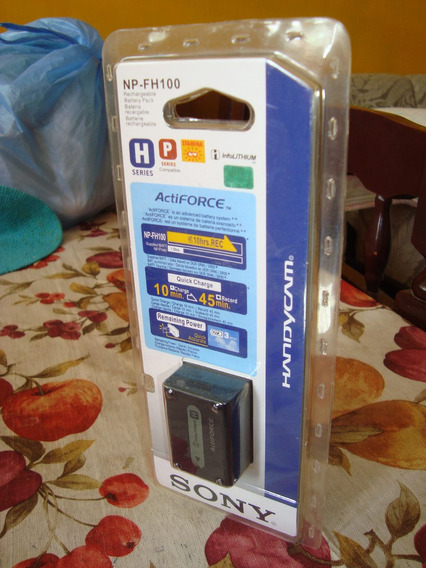 Batería Sony® Infolithium, Serie H, Para Videocámaras Sony®.