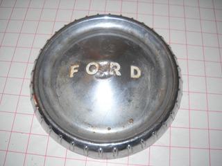Taza De Camioneta Ford Año 1960