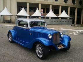 Chevy Coupe 1933 3 Janelas Fabricamos Sob Encomenda