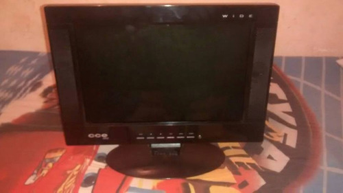 Computador Cce  (sony)  Com Monitor De Lcd  13 Pol.