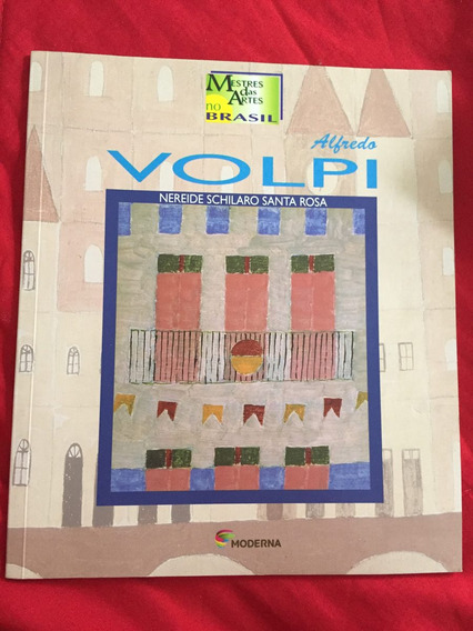 Livro: Alfredo Volpi