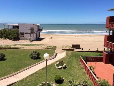 Villa Gesell Dpto 2 Amb Frente Al Mar Con Cochera