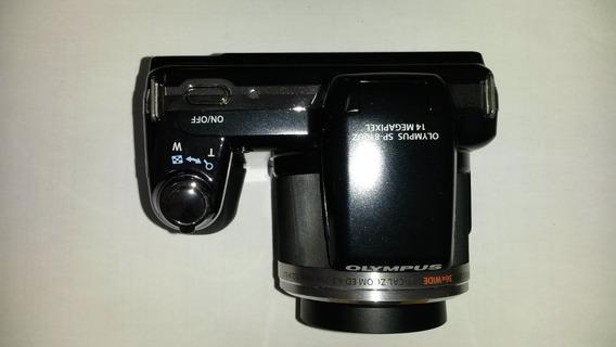 Carcaça Camera Digital Olympus Sp-810uz C/ Defeito