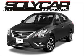 Nissan Versa Full Y Extra Full Entrega Inmediata!!! Solycar