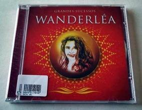 Cd Wanderléa - Grandes Sucessos - Frete R$ 12,00 - Lacrado