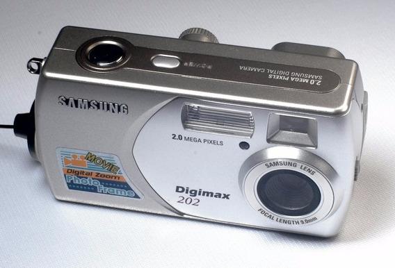 Câmera Digital Samsung 2.0 Digimax