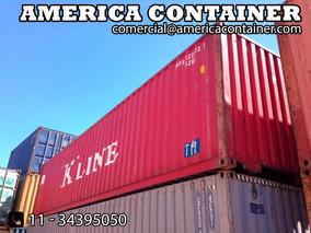 Contenedores Maritimos 20 Y 40 Usados Containers Financiado